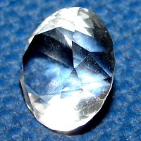 Diamond Cut Crystal Gemstone 1 by FantasyStock