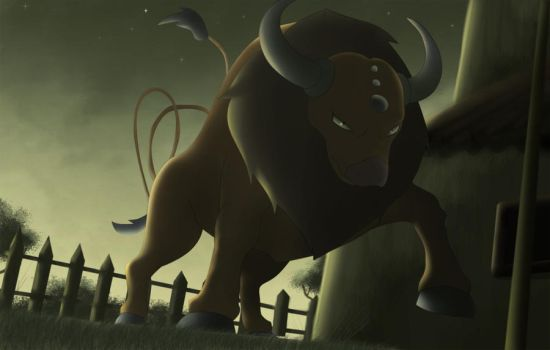 Tauros by All0412