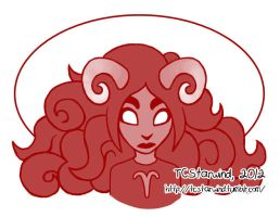 Aradia Doodle by TCStarwind