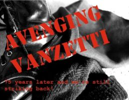 avenging vanzetti by paraguard