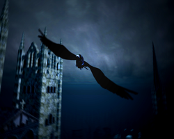 The Raven by paultheslayer