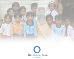 Indonesian Kids in Diabetes by Xinorbis