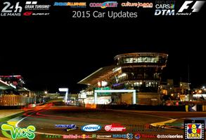 2015 Car Updates by SauberAnimax
