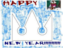 HAPPY NEW YEART, 2009-2010 by captain-lelouch