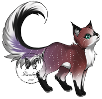 ironheartwriter: Pepper by Pawlings