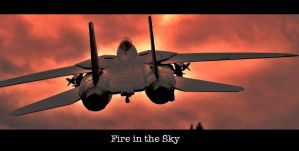 Fire in the Sky by Pilots