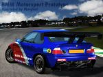 BMW Motorsport Prototype by Morghat