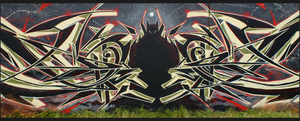 Symmetric-wilDSTyle / Wator / Batman / Graffiti by Wator