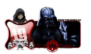 Vader Tg by Emersonpriest