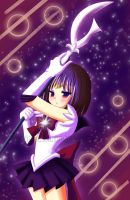 Sailor Saturn by Tetiel