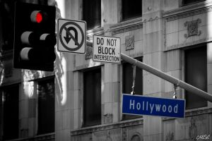 To Hollywood by MCL28