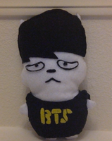BTS Hip-Hop Monster DIY: Park Jimin by Wonderpland