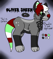 Oliver - Reference by tiiqer