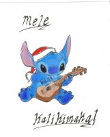Mele Kalikimaka by anime2people