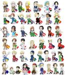 Hetalia - chibi nations by sego-chan