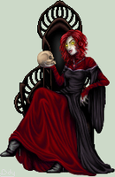 Alas poor Ally I knew them wel by Odyrah