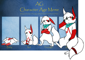 AG - Age Meme- Leader Zara by Star-Swirls