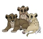 The Three Kings as Cubs by darkest-light