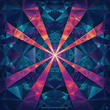 Album Art for Abysmii's Cocentric Ley Lines by SylviaRitter