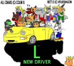 New Driver by eunos