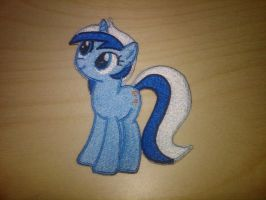 Colgate Embroidery Design by EthePony