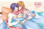 UtaPri- Keeping Warm by saru-chikin