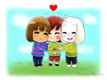 Chara Needs Love Too -PART4 FINAL- by Jany-chan17