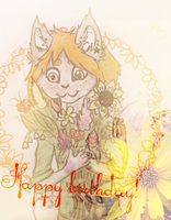 happy-happy birthdaaaaaaaay by Svelgeta