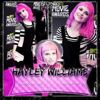 +PackHayley Williams by Jenn-R