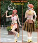 Oerba Dia Vanille Cosplay by pixiekitty
