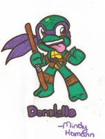 Donatello by The-Light-Source