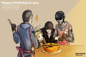 COD:Happy birthday to you by resave
