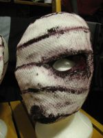Silent Hill nurse mask 1 by TheDarkAssassin444