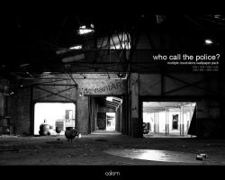 Who call the police.. by adrenn