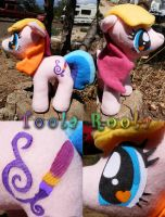MLP Plushie Contest-Toola Roola by StarMassacre