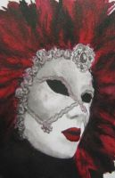 red mask. by fly-hope-dream
