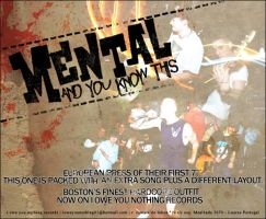 Mental and you know this flyer by screaminsilence