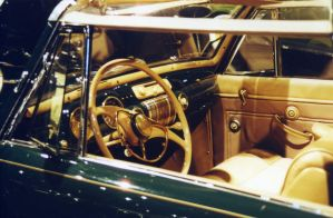 1941 Lincoln Continental 2 by Skoshi8
