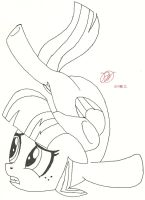 Blossomforth, Hoof Drawn by Ratchet-Wrench