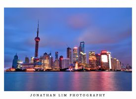 The Bund of Shanghai by AznFX-Designs