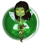 Commission: Farren- Aspect of Forest by xMarinx
