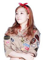 Taeyeon Render (1) by SickyJinny
