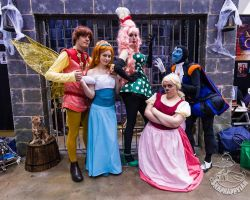 Thumbelina Group by cat-thecat