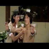 Jackie Chan Tickled GIF by OliverLucky