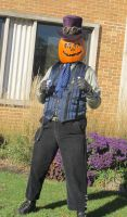 Gourdon Pumpkinhead  2015 - 8 by Windthin