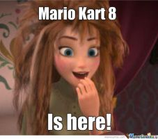 It's Mario Kart Day! by rabbidlover01