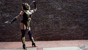 Scorpion - Katsucon III by Sheik19