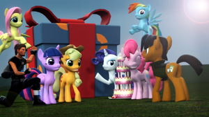 Happy Birthday Nahka by PontusKay