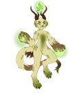 Forest King Spookbeast{CLOSED} by princelyadoptables