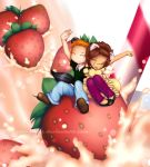 Strawberry Avalanche by Falsetto-Waltz